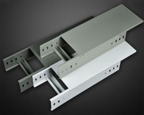 梯式喷塑防火电缆桥架